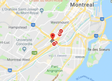 How's the Traffic Today? See Local Montreal Traffic Results
